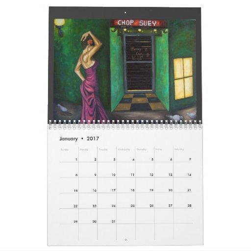 El calendario 2011 del pretendiente