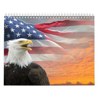El calendario 2012 del patriota suprime el FED