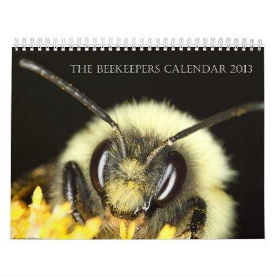 El calendario 2013 de los apicultores