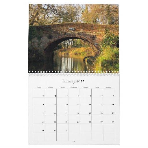 El calendario al azar de la imagen 2008
