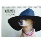 El calendario de 2014 tiradas