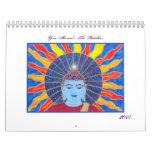 El calendario de Buddhas 2011