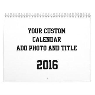 El calendario de encargo 2016 añade la foto y el