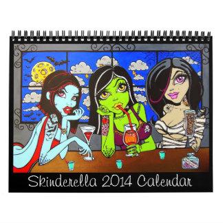 El calendario de encargo de Skinderella