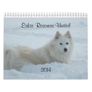 El calendario de ERU 2014