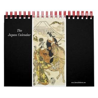 El calendario de Japón