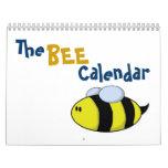 El calendario de la ABEJA