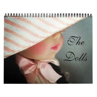 El calendario de la muñeca