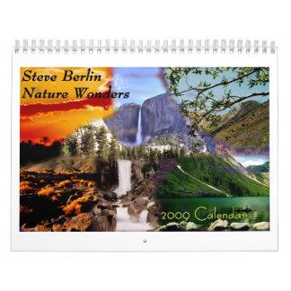 El calendario de la naturaleza 2009 del sudoeste