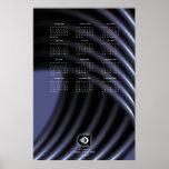 El calendario de la onda 2006 impresiones