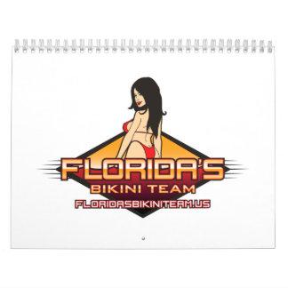 El calendario de Lara 2012