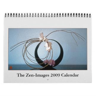 El calendario de las Zen-Imágenes 2009