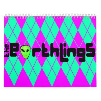 El calendario de los Earthlings