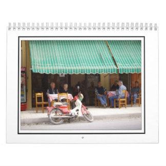 El calendario de los pueblos