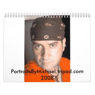 El calendario de Michael del arte