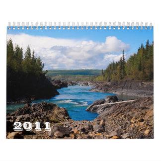 El calendario de Sarah 2011