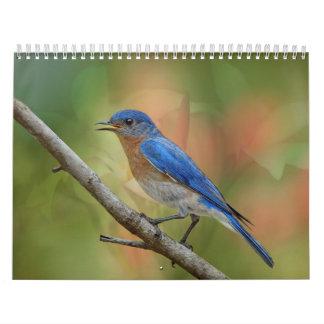 El calendario del amante de naturaleza
