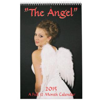 El calendario del ángel 2015