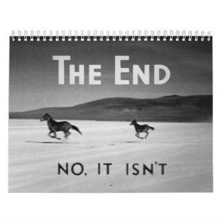 El calendario del extremo 2012