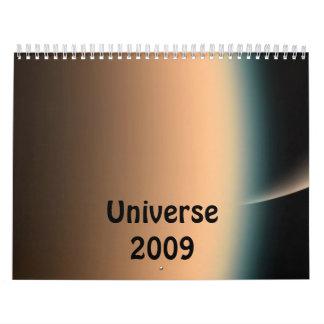 El calendario del universo