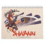 El calendario del universo de SHWANN