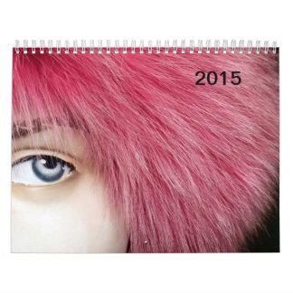 El calendario enrrollado 2014-2015 de Adela