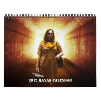 """El """"calendario maya oficial"""" de 2012"""