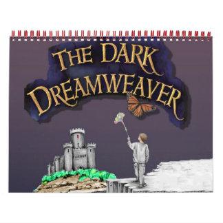 El calendario oscuro de Dreamweaver