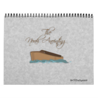 El calendario que unta de Noah