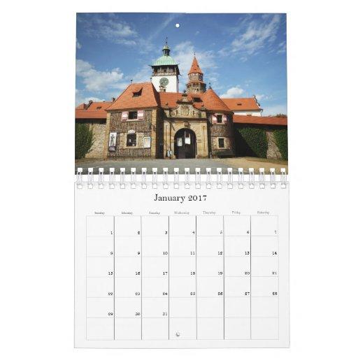 El calendario se escuda 2013