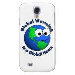 El calentamiento del planeta es broma global