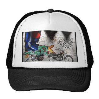 El callejón gorra