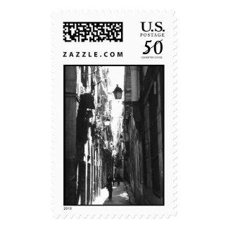 El Callejon Stamp