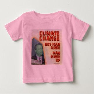 El cambio de clima es hombre compuesto remera