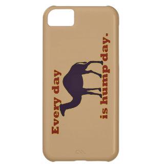 El camello cada día es día de chepa funda para iPhone 5C