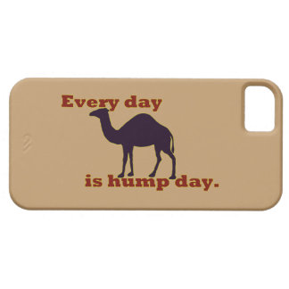 """El camello """"cada día es día de chepa """" iPhone 5 carcasas"""