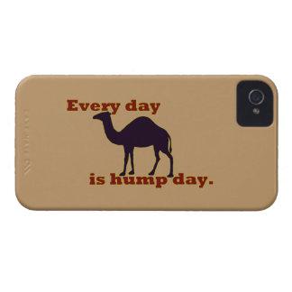"""El camello """"cada día es día de chepa """" iPhone 4 cárcasas"""