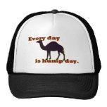 """El camello """"cada día es día de chepa """" gorro de camionero"""