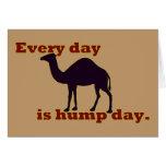 """El camello """"cada día es día de chepa """" tarjeton"""