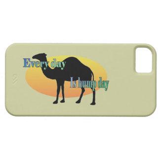 """El camello divertido """"cada día es día de chepa """" iPhone 5 carcasas"""
