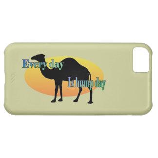 """El camello divertido """"cada día es día de chepa """" funda para iPhone 5C"""