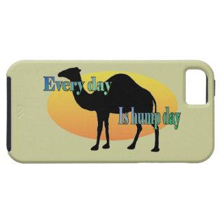 """El camello divertido """"cada día es día de chepa """" iPhone 5 funda"""