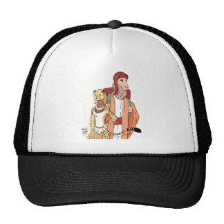 El camello y el guepardo gorras de camionero