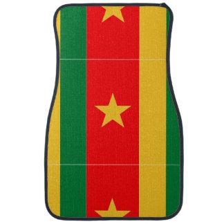 El Camerún Alfombrilla De Coche