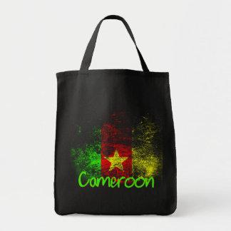 El Camerún Bolsa Tela Para La Compra