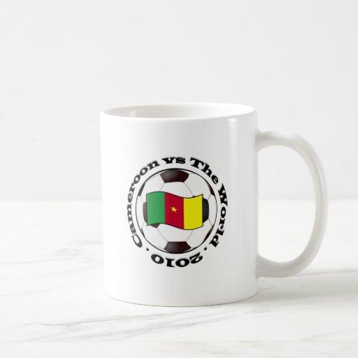 El Camerún contra el mundo Taza De Café