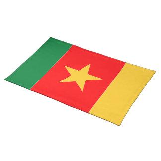 El Camerún Mantel Individual