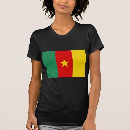 El Camerún Playeras