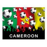El Camerún Tarjetas Postales