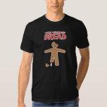 El caminar absolutamente la camisa del zombi del